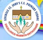 Ainsdale St. John's CE Primary School Logo
