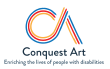 conquest art logo