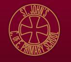 St. John's CE Primary School Crossens Logo
