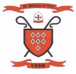 St. William of York Catholic Primary School Logo