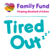 Tired Out logo