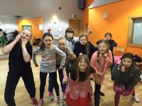 A picture from our Drama workshop