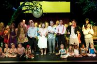 One of our yearly musical productions 'A Midsummer Nights Dream'