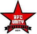 AFC Unity official logo.