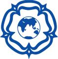 Development Education Centre South Yorkshire rose logo