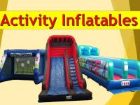 Activity inflatable games