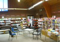 Inside Ecclesfield Library