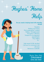 Hughes' Home Help Flyer