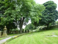 Underbank Chapel grounds