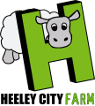 Heeley City Farm logo and short banner