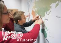Leap Tutoring classroom map