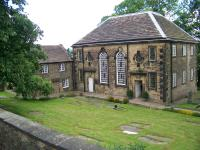 Underbank Chapel (with private cottage alongside)