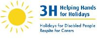 3H Helping Hands for Holidays logo