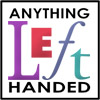 Anything Left Handed logo