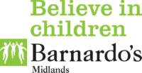 Barnardo's Midlands Logo