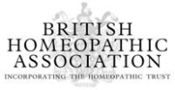British Homeopathic Association logo