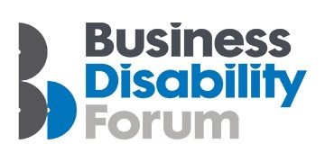 Business Disability Forum logo