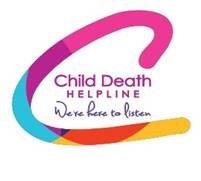 Child Death Helpline logo