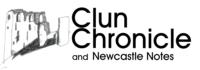 Clun Chronicle  logo