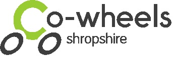 Co-Wheels Shropshire logo