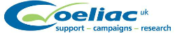 Coeliac UK logo