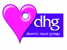 Down's Heart Group logo