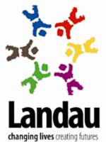 Landau logo