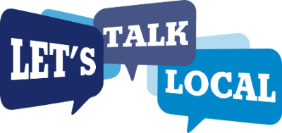 Let's Talk Local logo