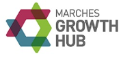 Marches Growth Hub logo