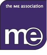 ME Association logo
