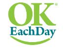 OkEachDay logo