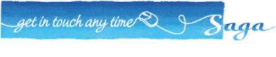 Saga at Home logo
