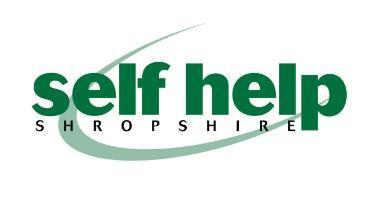 Shropshire Self Help logo