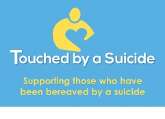Touched by a Suicide logo
