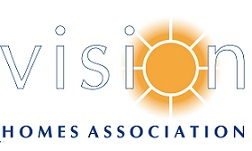 Vision Homes Association logo