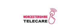 Worcestershire TeleCare Logo