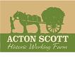 Acton Scott Historic Working Farm logo