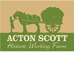 Acton Scott Historic Working Farm logo