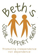 Beth's Social Support Agency logo