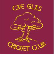 Cae Glas Cricket Club logo
