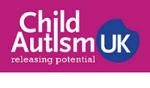 Child Autism UK logo