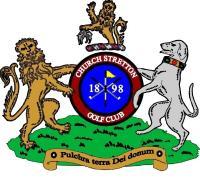 Church Stretton Golf Club logo