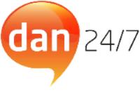 DAN 24/7 logo
