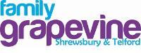 Shrewsbury and Telford Family Grapevine logo