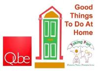 Good Things To Do At Home logo
