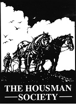 Housman Society logo