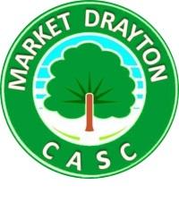 Market Drayton Community Amateur Sports Club logo