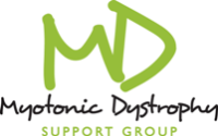 Myotonic Dystrophy Support Group logo
