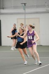 Image of Oswestry and District Netball League