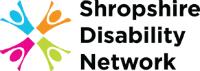 Shropshire Disability Network logo